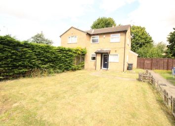 Thumbnail 1 bed flat to rent in Sorrell Close, Luton