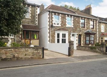 Thumbnail 2 bed end terrace house for sale in St. Johns Road, Bedminster, Bristol