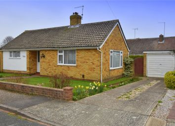 Thumbnail 2 bed bungalow for sale in Langdale Close, Sompting, West Sussex