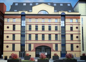 Thumbnail Studio for sale in Affordable Luxury Apartments - Colonial Chambers, Liverpool