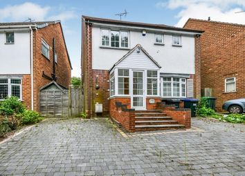 3 bed detached house for sale in Hillside Road, Great Barr, Birmingham B43