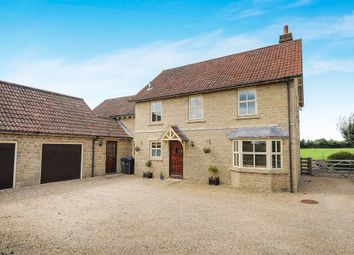 Thumbnail 4 bed detached house for sale in Sunnyside Close, Christian Malford, Chippenham