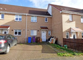 Thumbnail 2 bedroom terraced house for sale in Strachur Crescent, Glasgow