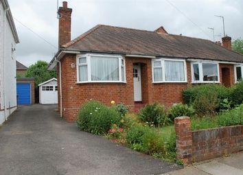 Thumbnail 2 bedroom semi-detached bungalow for sale in Windsor Crescent, Duston, Northampton
