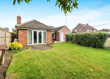 Thumbnail 3 bed detached bungalow for sale in North Terrace, Mildenhall, Bury St. Edmunds
