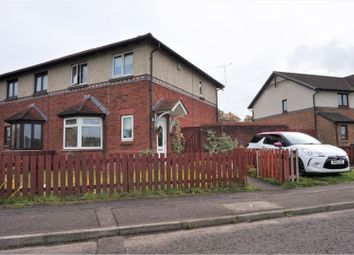 Thumbnail 3 bed semi-detached house for sale in Killoch Avenue, Paisley