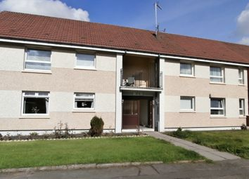 Thumbnail 1 bed flat for sale in Crombie Gardens, Baillieston, Glasgow