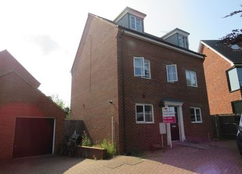 Thumbnail 6 bed semi-detached house for sale in Attoe Walk, Norwich