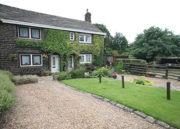 Thumbnail 2 bed cottage to rent in Lower Calderbrook, Littleborough