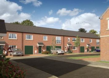 Thumbnail 2 bed town house for sale in The Avenue, Tom Stimpson Way, Sutton In Ashfield, Nottinghamshire