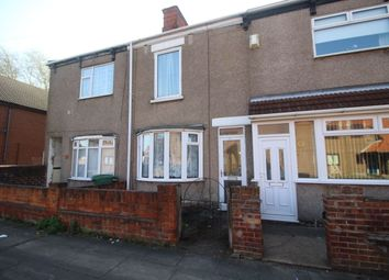 Thumbnail 2 bed terraced house for sale in Mansel Street, Grimsby