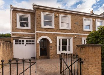 Thumbnail 4 bed semi-detached house for sale in Grange Road, Kingston Upon Thames