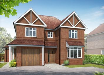 Thumbnail 4 bed detached house for sale in Pound Lane, Burghclere, Newbury