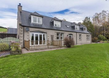 Thumbnail 5 bedroom detached house for sale in Glass, Huntly, Aberdeenshire