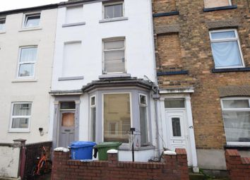 Thumbnail 3 bed terraced house for sale in James Street, Scarborough, North Yorkshire