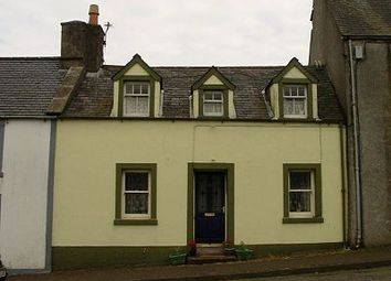 Thumbnail 3 bed terraced house for sale in 124 George Street, Whithorn
