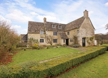Thumbnail 5 bed farmhouse to rent in Oaksey, Malmesbury