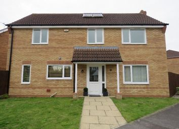 Thumbnail 4 bed detached house for sale in Ingamells Drive, Saxilby