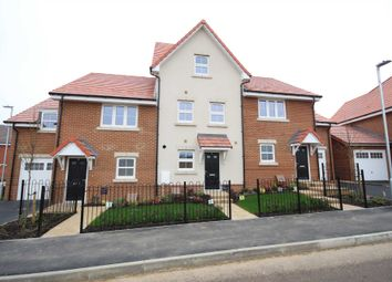 Thumbnail 4 bed terraced house for sale in Clapham Drive, Bracknell