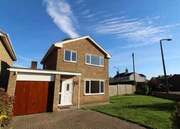 Thumbnail 3 bed detached house to rent in Warwick Close, Hatfield Woodhouse, Doncaster