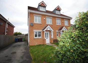 Thumbnail 4 bed semi-detached house to rent in Weavermill Park, Ashton-In-Makerfield, Wigan