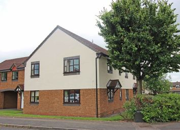 Thumbnail 1 bed flat for sale in Furness, Glascote, Tamworth, Staffordshire