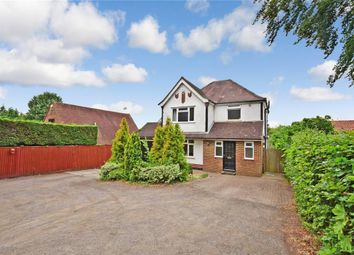 Thumbnail 4 bed detached house for sale in Guildford Road, Effingham, Leatherhead, Surrey
