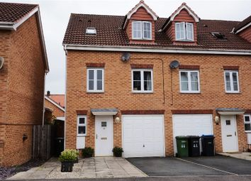 Thumbnail 3 bed terraced house for sale in Ainderby Gardens, Northallerton