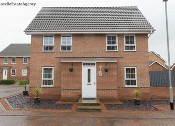 Thumbnail 3 bed property for sale in Dunlin Drive, Scunthorpe