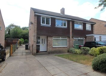 Thumbnail 3 bed semi-detached house to rent in Arnold Avenue, Gonerby Hill Foot, Grantham