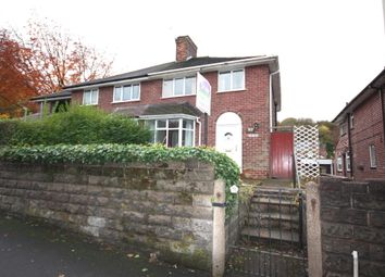 Thumbnail 3 bedroom semi-detached house for sale in Liverpool Road, Kidsgrove, Stoke-On-Trent