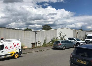 Thumbnail Industrial for sale in Unit 20 Ely Distribution Centre, Argyle Way, Cardiff