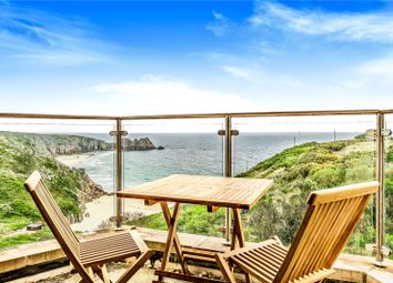 Thumbnail 3 bedroom flat for sale in Cyan, Porthcurno, West Cornwall