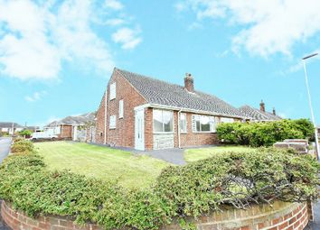 Thumbnail 3 bed semi-detached bungalow for sale in Falkirk Avenue, Blackpool, Lancashire