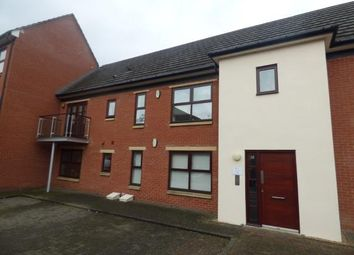 Thumbnail 2 bed flat for sale in Far End, St. James, Northampton, Northamptonshire