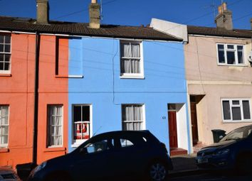 Thumbnail 2 bed terraced house for sale in Ewart Street, Hanover, Brighton