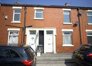 Thumbnail 2 bedroom terraced house to rent in Tennyson Road, Preston