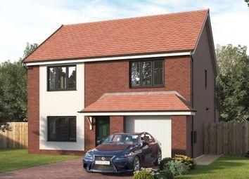 "Thumbnail 4 bed detached house for sale in ""The Oakbridge "" at Vigo Lane, Chester Le Street"