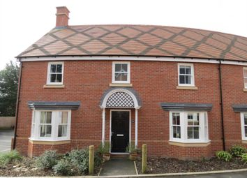 Thumbnail 3 bed semi-detached house for sale in Whatley Drive, Pewsey