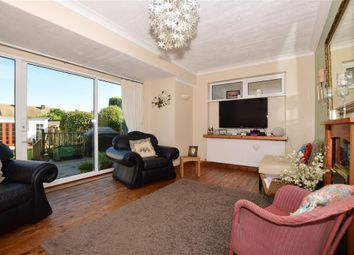 Thumbnail 3 bedroom semi-detached house for sale in Darenth Drive, Gravesend, Kent