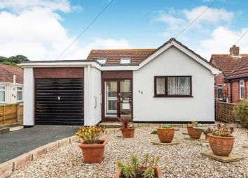 Thumbnail 3 bed detached bungalow for sale in Lower Drive, Dawlish
