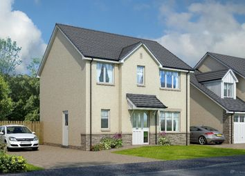 Thumbnail 4 bed detached house for sale in Plot 7 Lomond, Silver Glen, Alva, Clackmannanshire