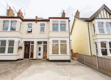 Thumbnail 3 bed flat for sale in Belle Vue Avenue, Southend-On-Sea