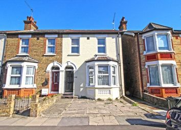 Thumbnail 3 bed terraced house to rent in Priory Road, Dartford