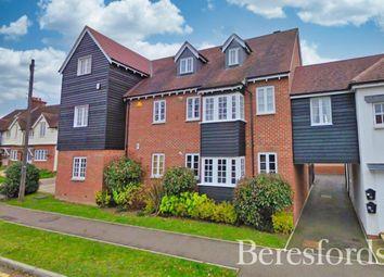 Thumbnail 2 bed flat for sale in Hare Bridge Crescent, Ingatestone, Essex