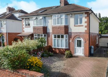 Thumbnail 3 bedroom semi-detached house for sale in Woodside Avenue, York