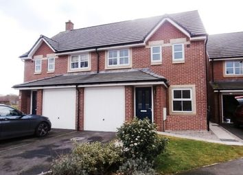 Thumbnail 3 bed semi-detached house to rent in Tramside Way, Carlisle
