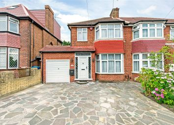 Thumbnail 3 bed semi-detached house for sale in Bush Grove, Stanmore
