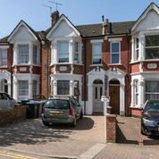 Thumbnail 2 bed flat for sale in St. Johns Avenue, London
