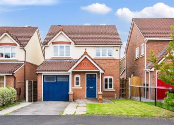 3 Bedrooms Detached house to rent in Ladyhill View, Ellenbrook, Worsley, Manchester M28